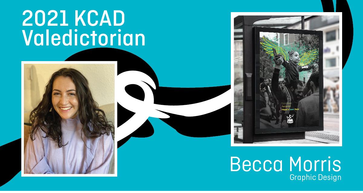 2021 Kay Cad Valedictorian Becca Morris