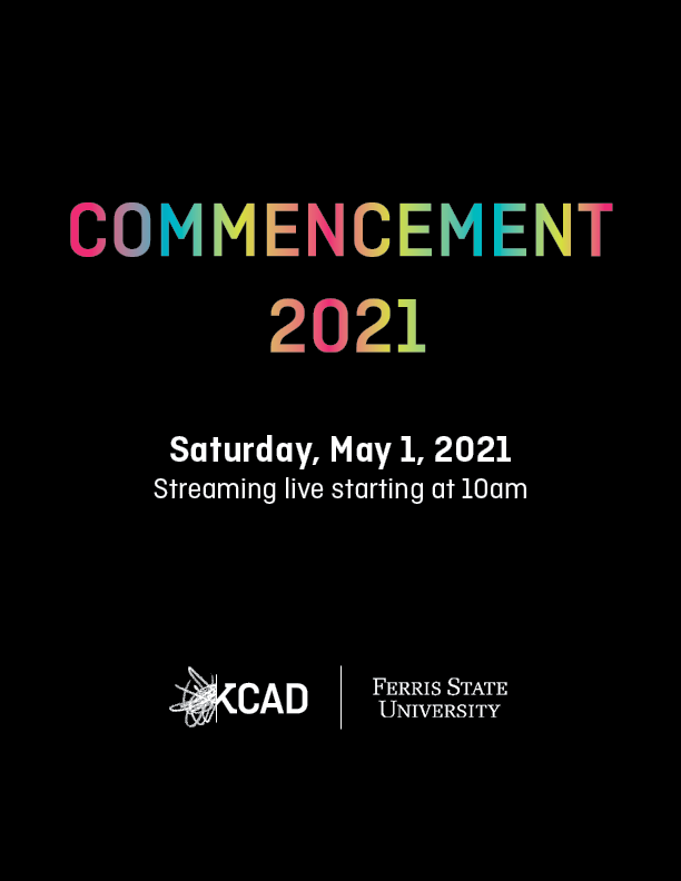 Commencement 2021 - Virtual Ceremony