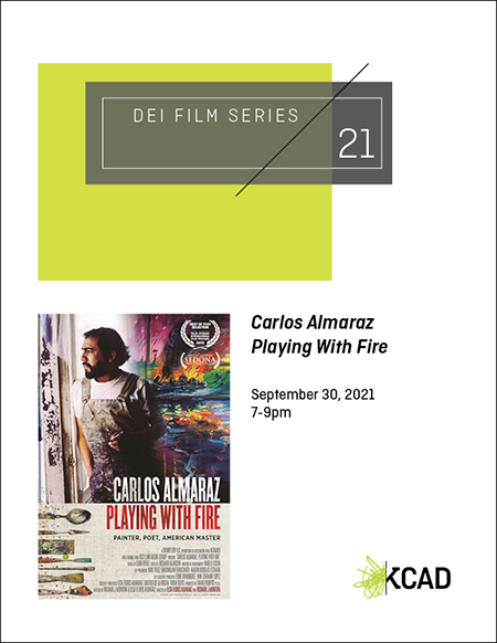 Social Justice Film Series Presents: Carlos Almaraz | Playing With Fire