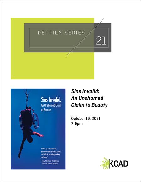 Social Justice Film Series Presents: Sins Invalid
