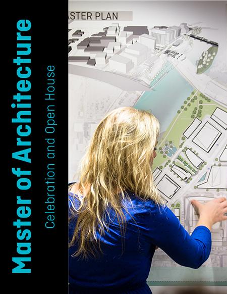 KCAD Master of Architecture Program Celebration and Open House