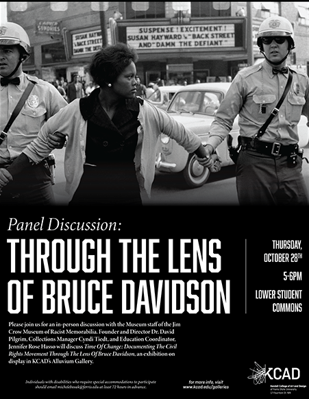 Panel Discussion: Through The Lens Of Bruce Davidson