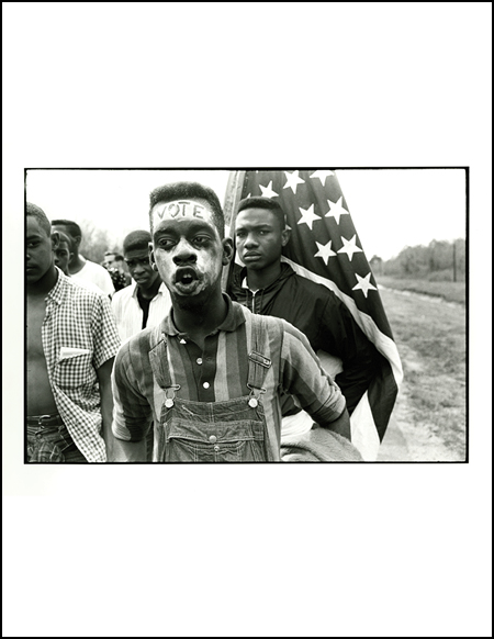 Time of Change: Documenting the Civil Rights Movement through the lens of Bruce Davidson (opening)