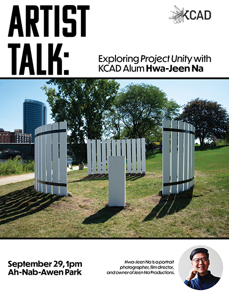 Exploring 'Project Unity' with KCAD Alum Hwa-Jeen Na