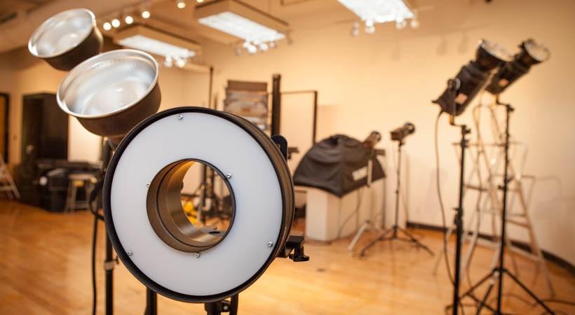 Photography lighting equipment