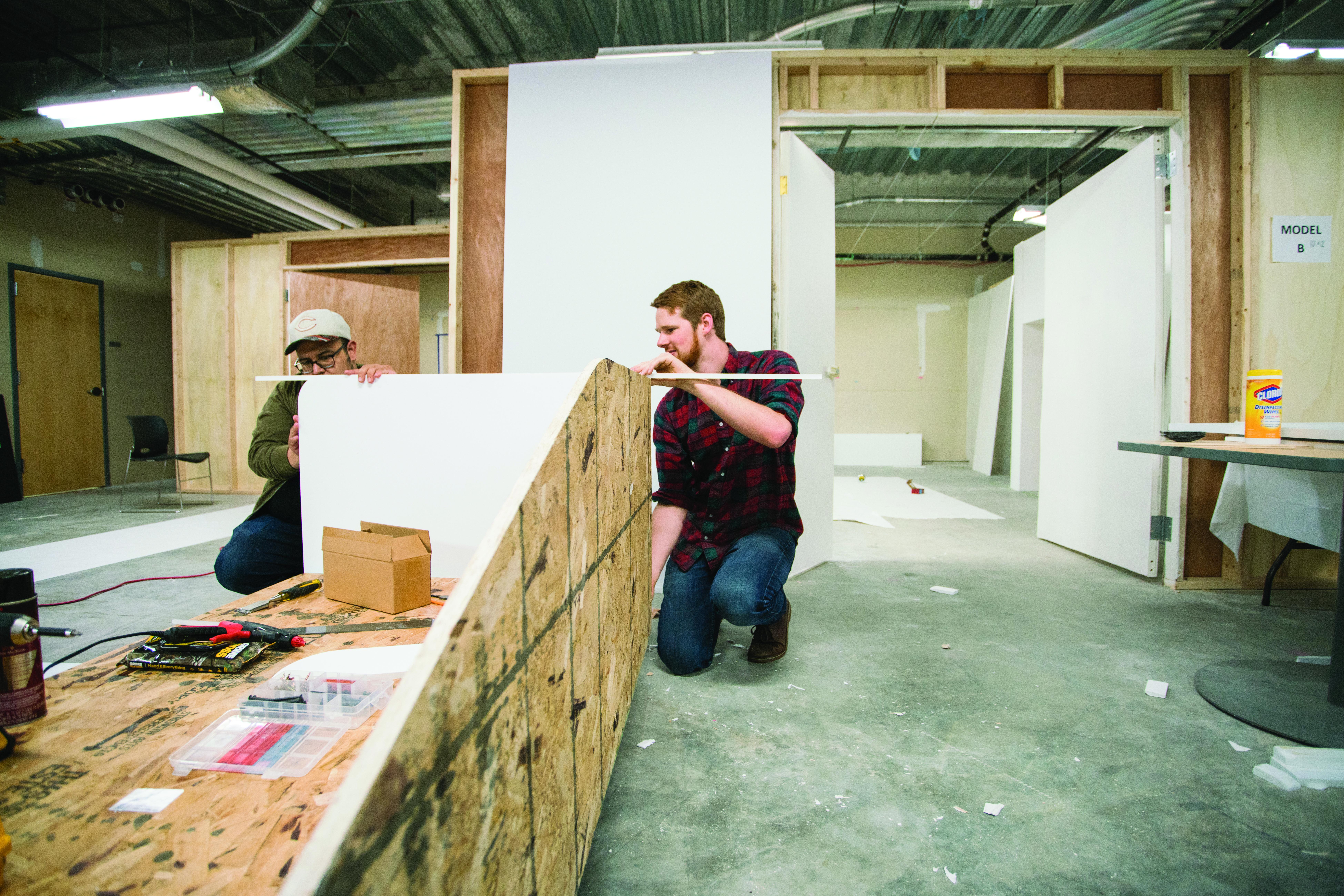 Industrial Design alumnus Justin Beitzel