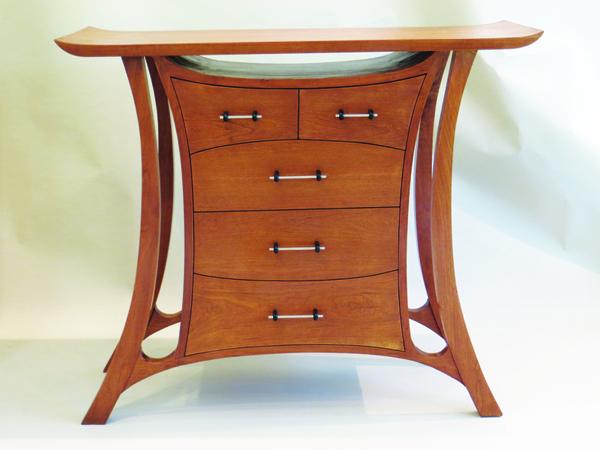 Furniture design major receives recognition in leading for Asean furniture
