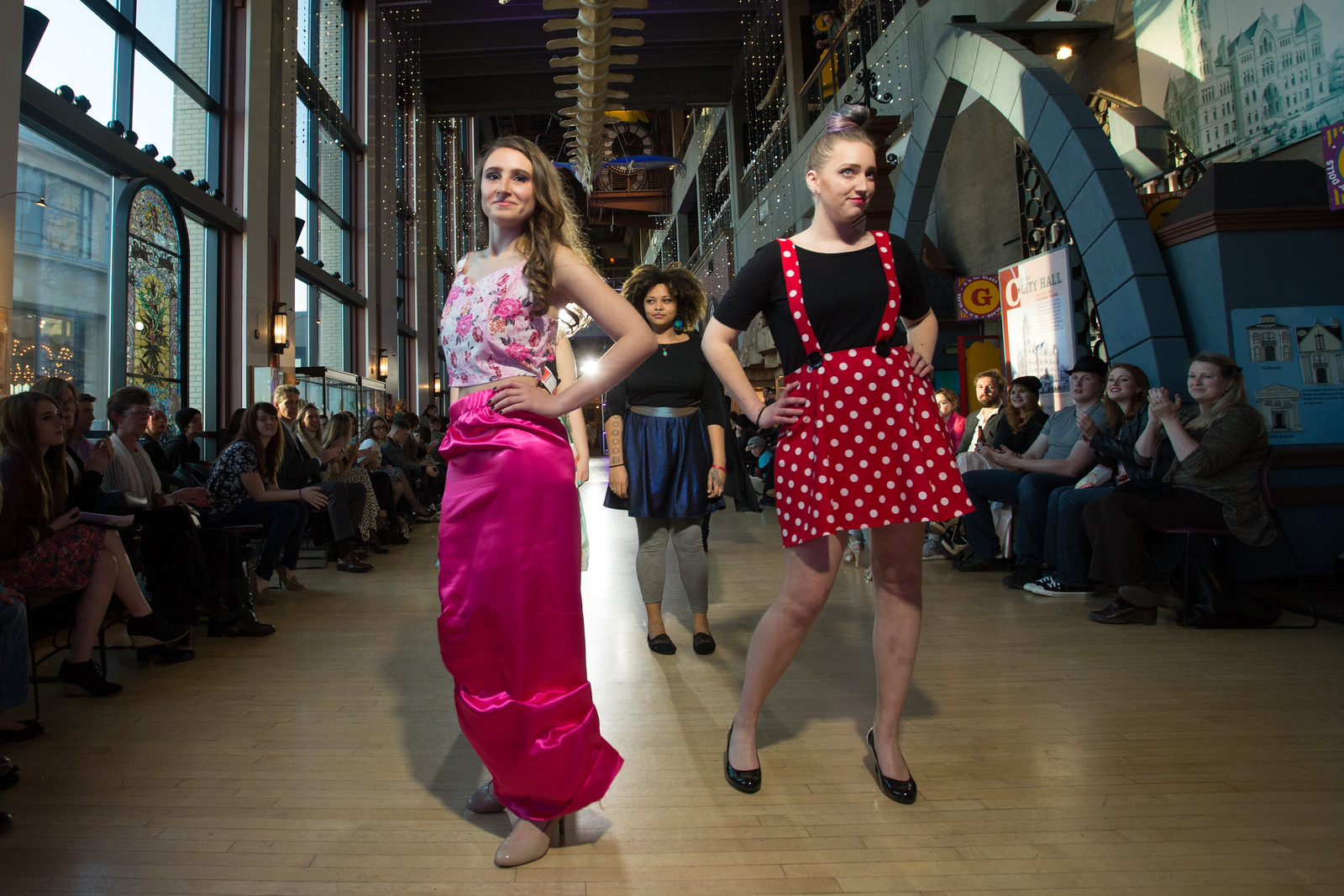 models from Bodies of Art 2015