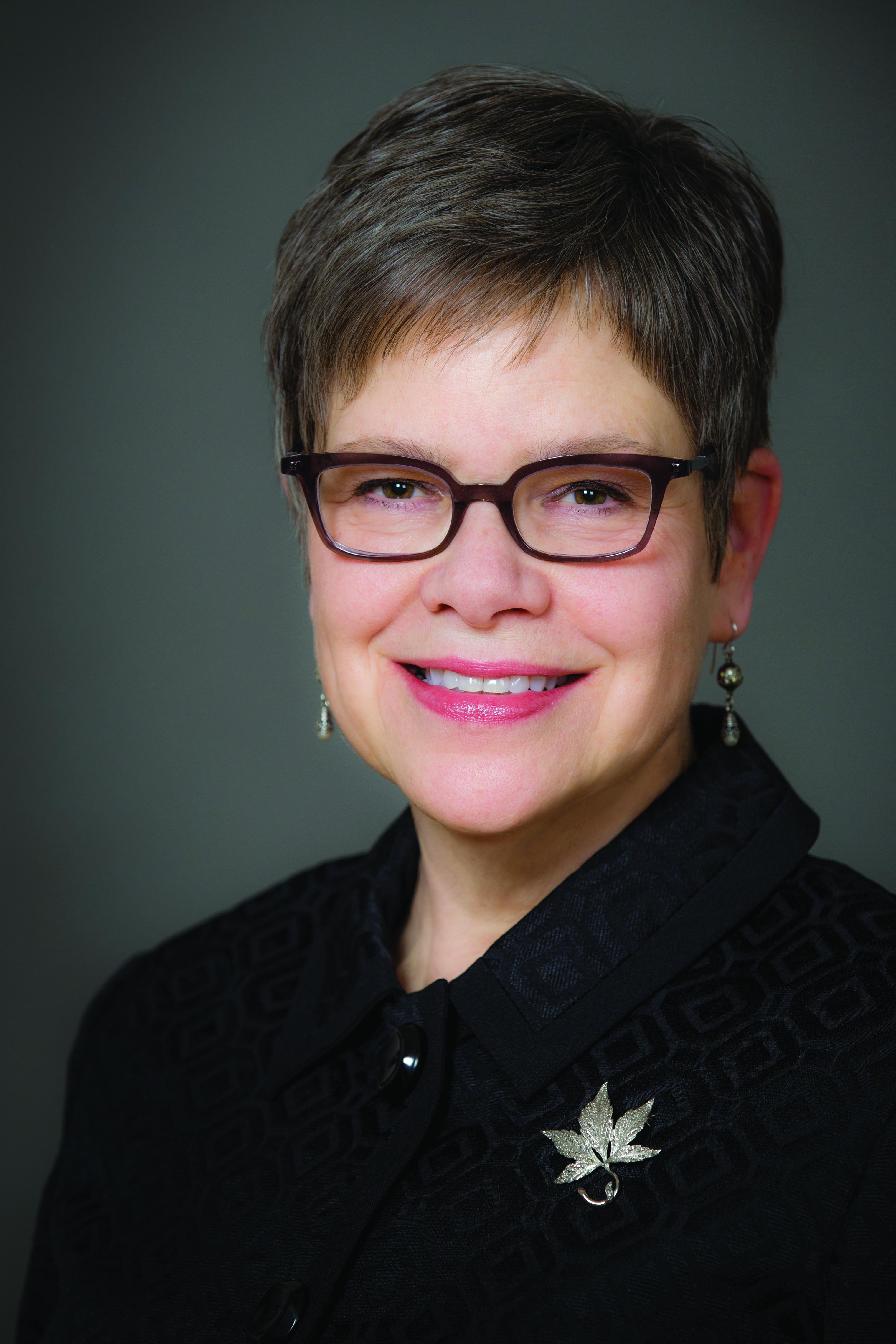 KCAD President Leslie Bellavance