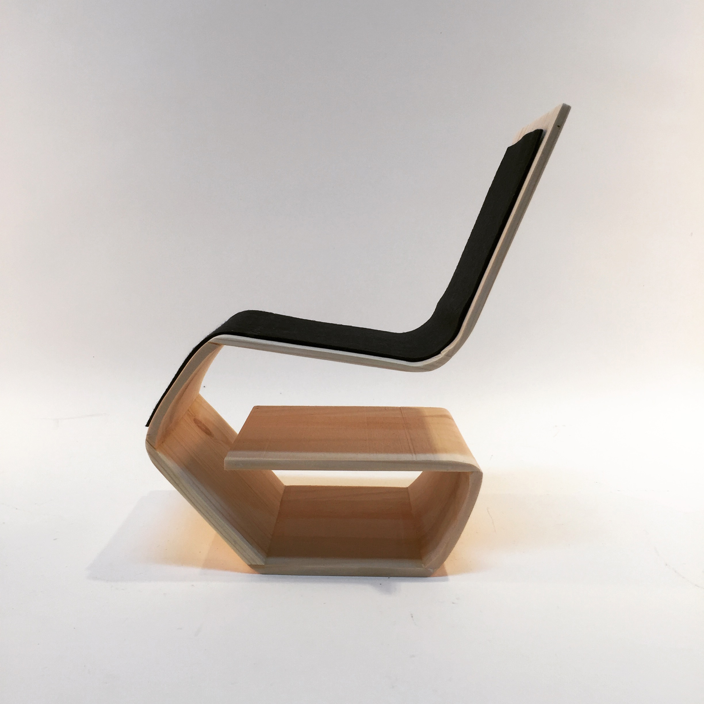 Earning Her Way Furniture Design Student Receives Prestigious
