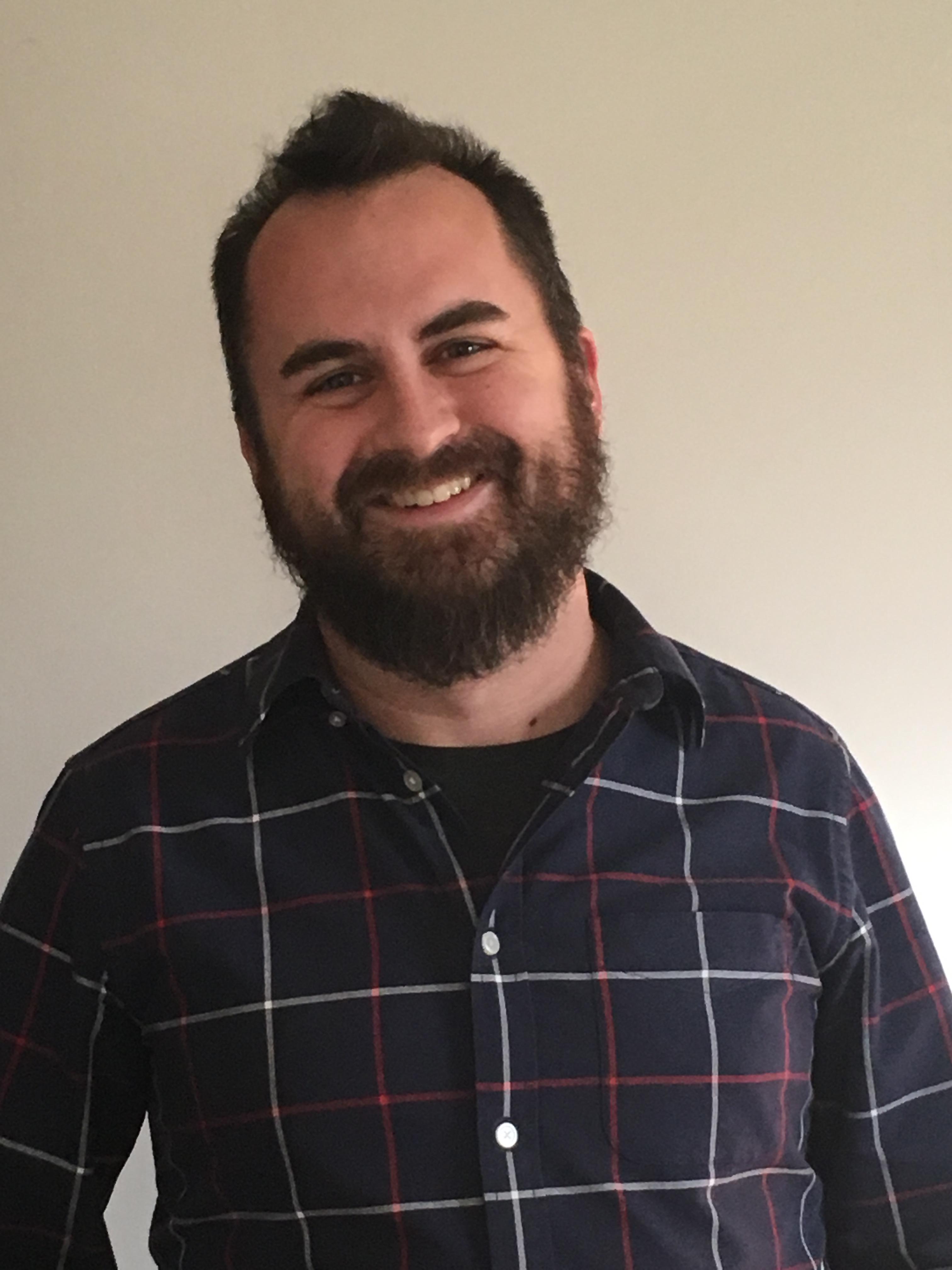 KCAD alumnus Nathan Heuer