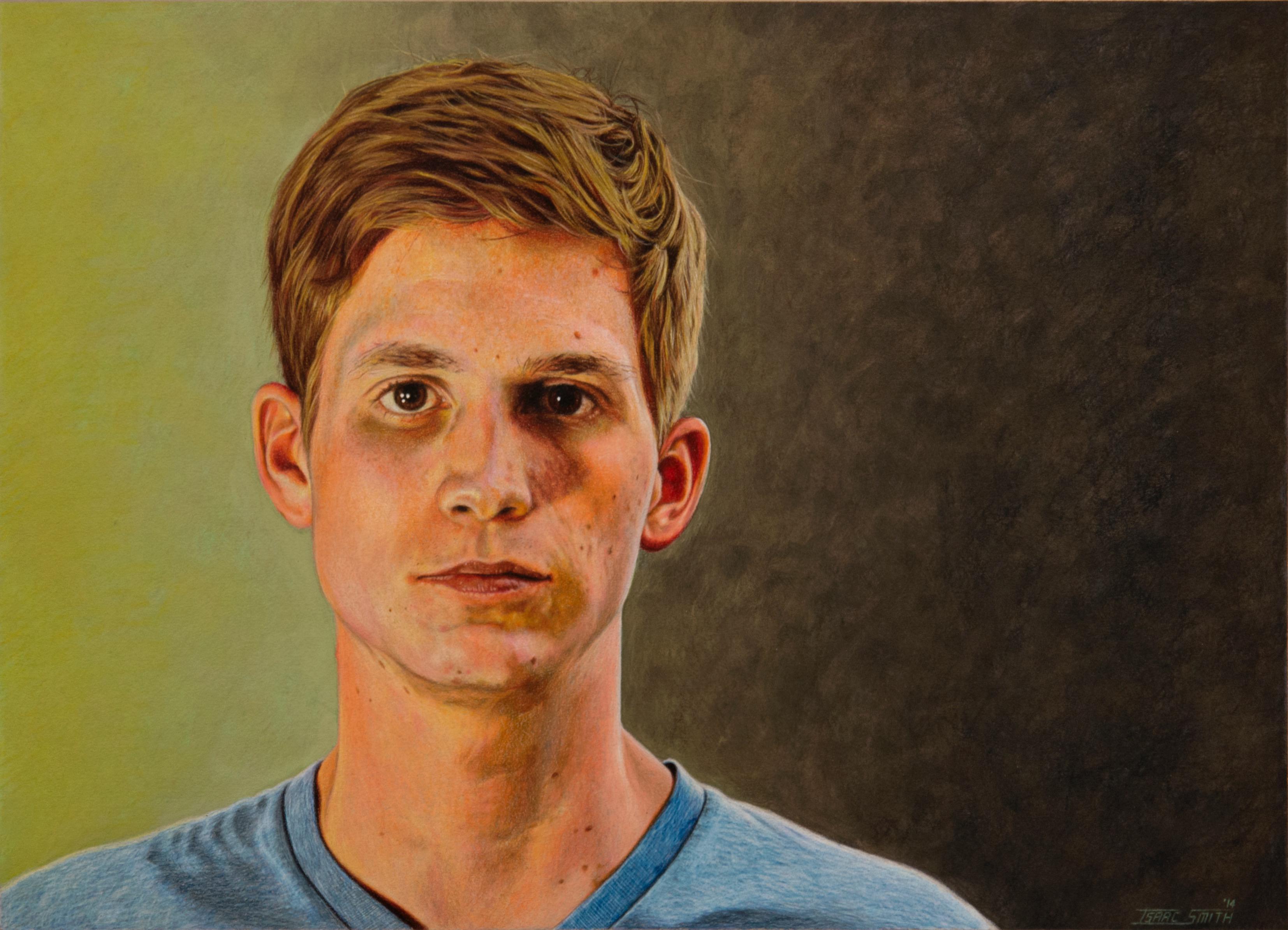 work by alumnus Isaac Smith