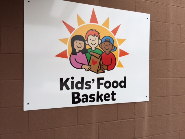 Kids' Food Basket logo