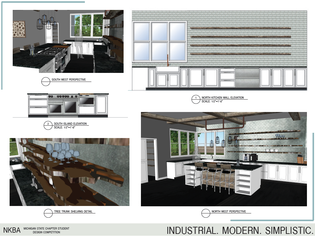 Charming Student Interior Design Good Ideas
