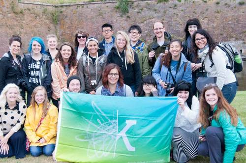 The KCAD Sweden Experience crew