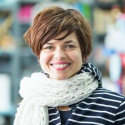 KCAD alumna Kelly Allen