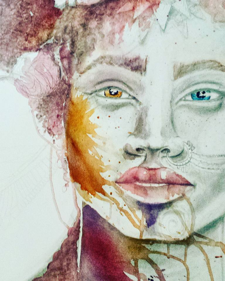 work by student Piper Fields