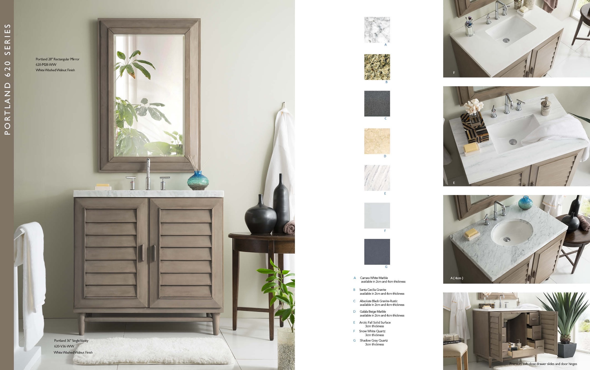 Furniture Design Alum Debuts New High-End Bath Vanity Collections at ...