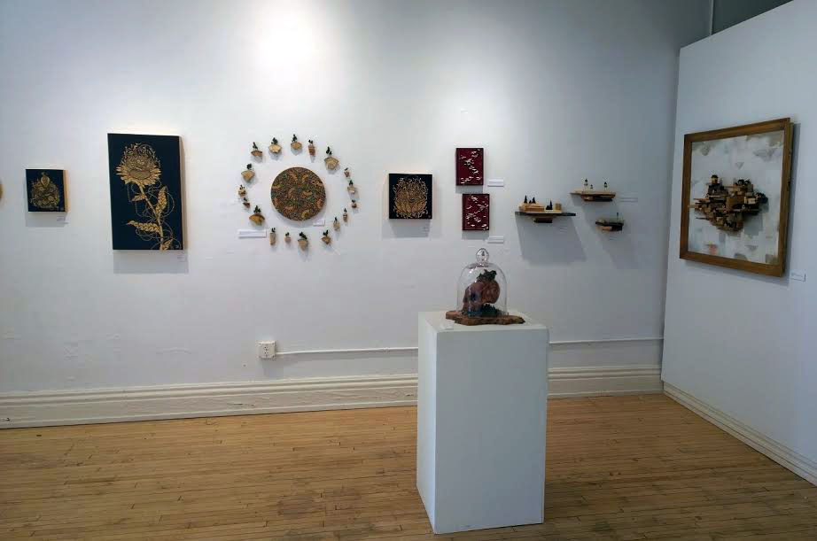 Small Wonders, Small Worlds at Craft House Gallery