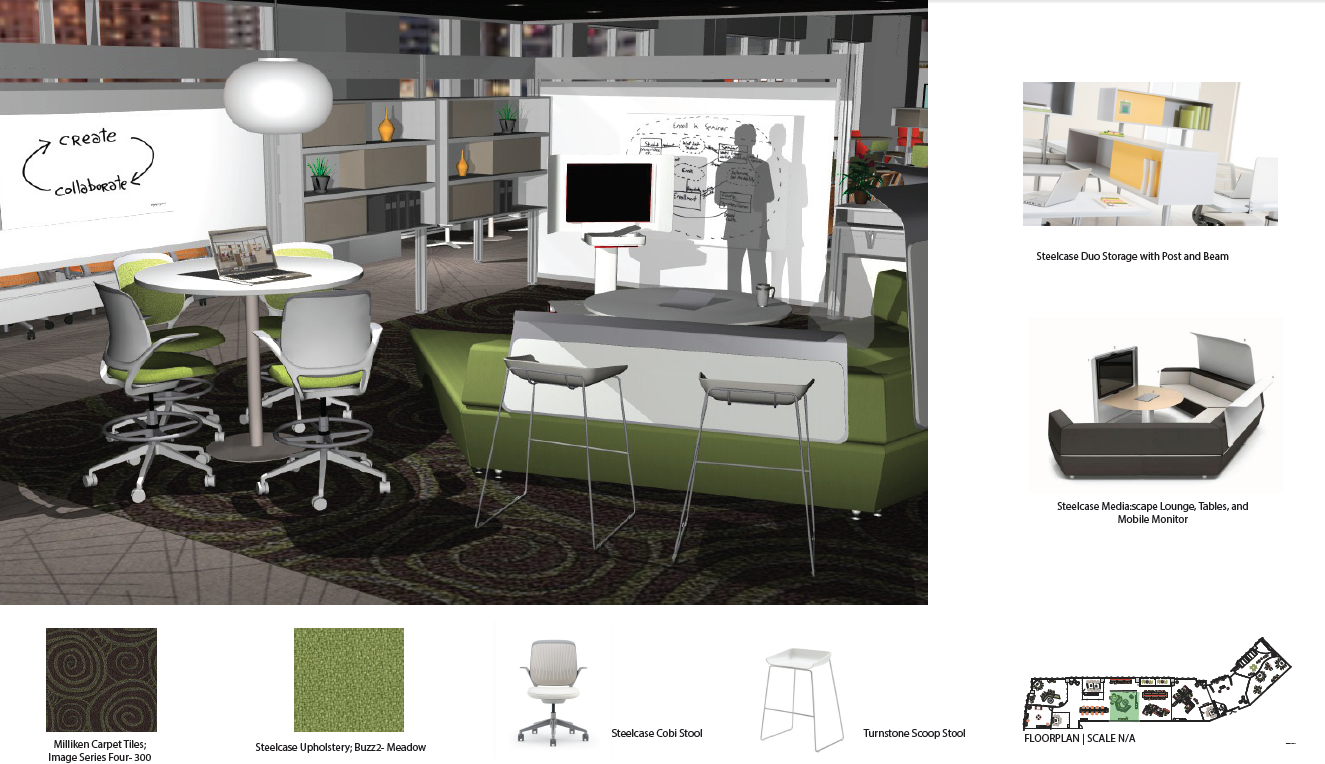News Bites: Interior Design Students Dominate 2014 IIDA Michigan Virginia  North Student Competition