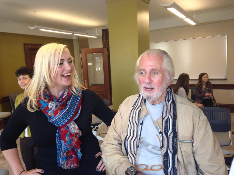 Richard Saul Wurman at KCAD