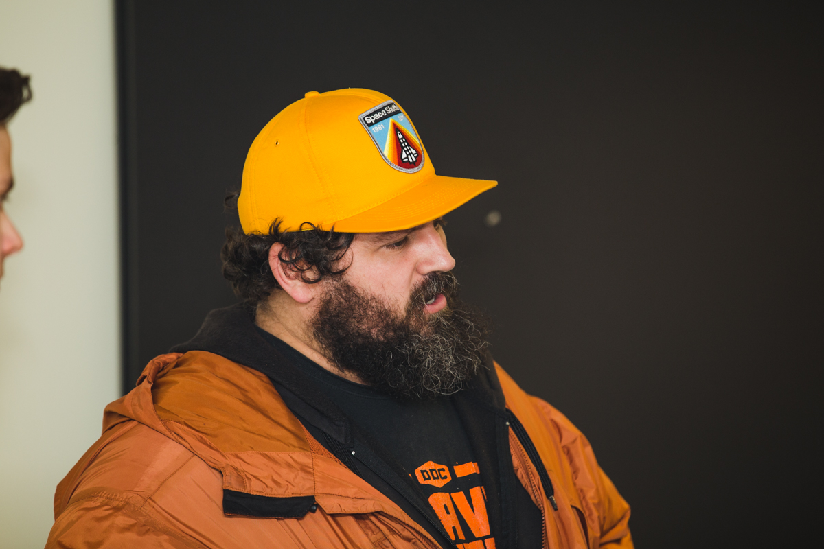 never submit aaron draplin shares the secrets of creative. Black Bedroom Furniture Sets. Home Design Ideas