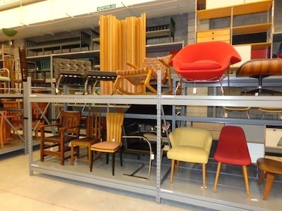 Cranbrook Mid-Century Furniture Collection