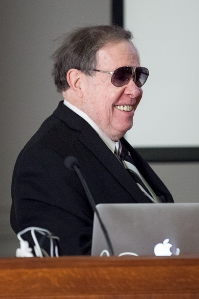 Syd Mead Lecture at Kendall College of Art and Design
