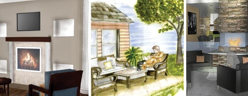 Interior Design Work By Asharra Cunningham