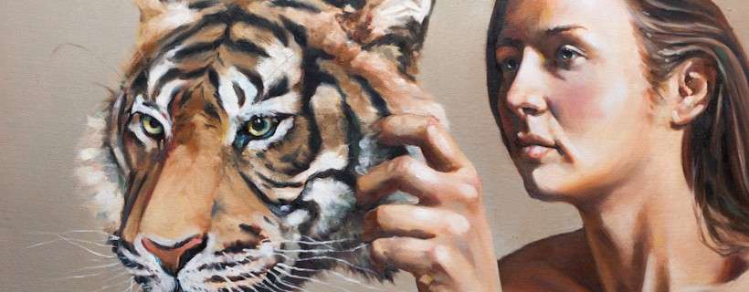 painting by student Tony Reed