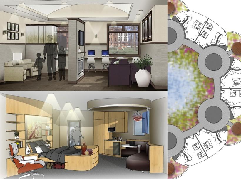 Interior Design Work By Jamie Pell