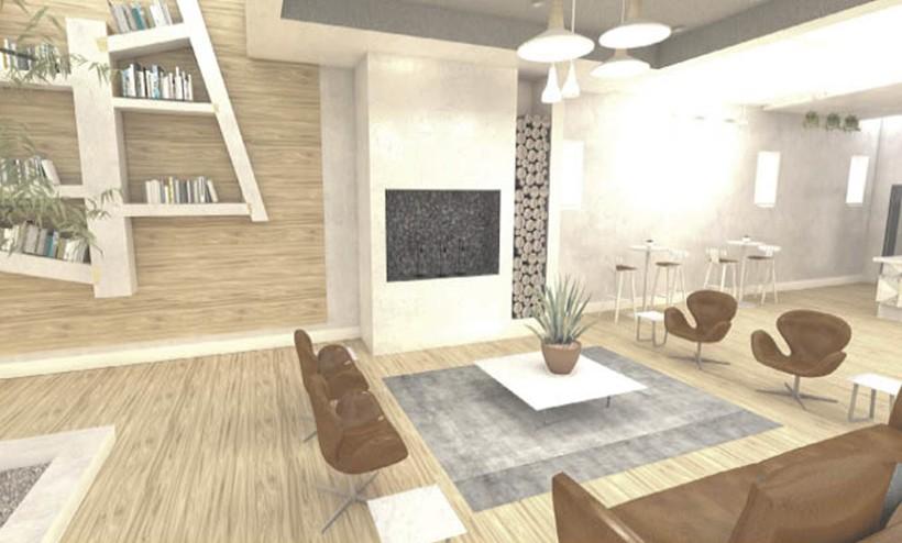 community digital exploration of interior designers