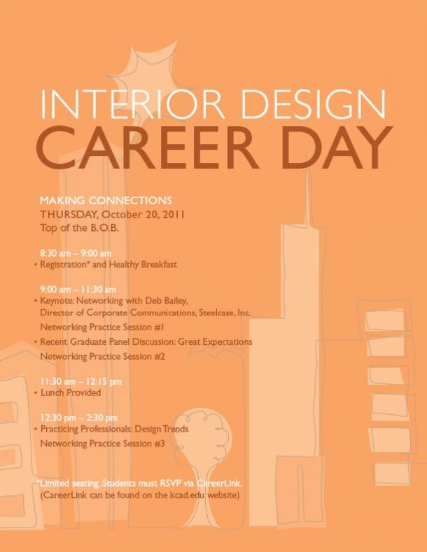 Interior Design Career Day 2011