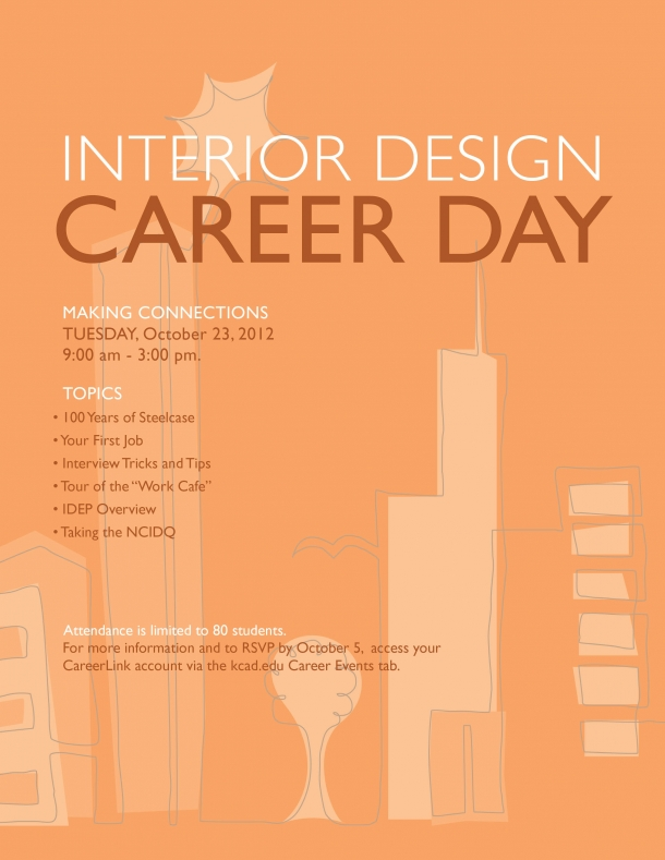 Interior Design Career Day 2012 Kendall College Of Art And Design Of Ferris State University