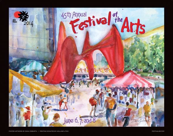 Festival of the Arts 2014