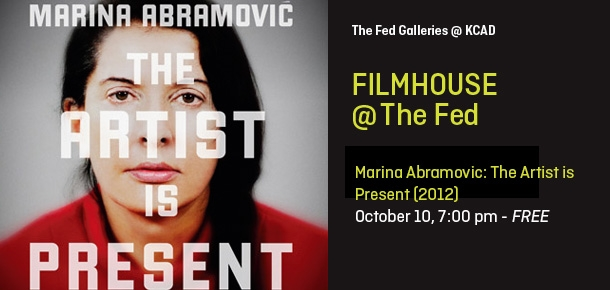 Filmhouse the fed marina abramovic the artist is present artist marina abramovic wearing a red dress stares directly at the viewer the thecheapjerseys Image collections