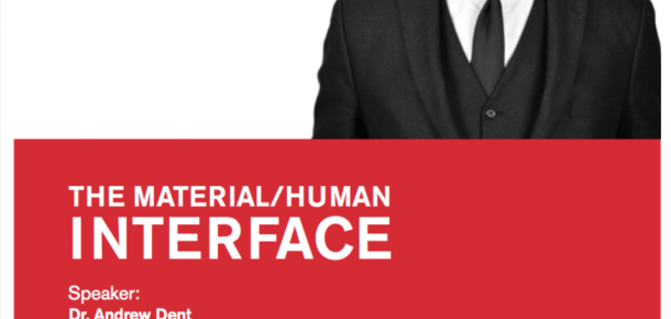 The Material/Human Interface