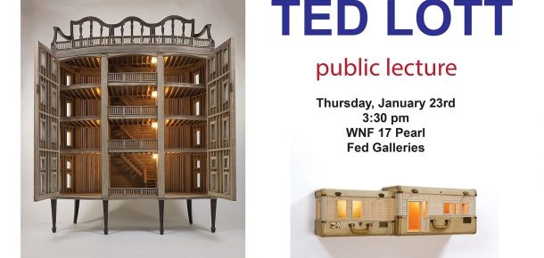 Ted Lott: Public Lecture