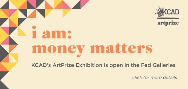 I AM: Money Matters KCAD's ArtPrize exhibition is open in the Fed Ga