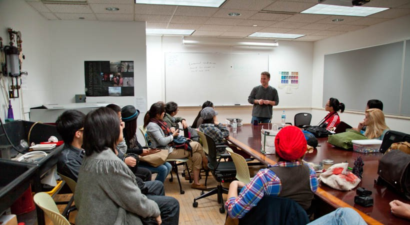 Photography Color Classroom Kendall College Of Art And