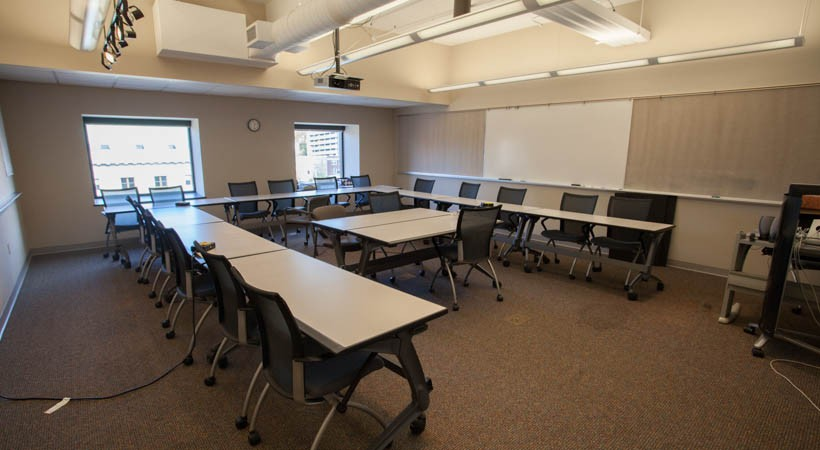 Classroom Design Experts ~ Interior design classroom f kendall college of art