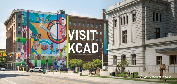 Visit KCAD Click to learn more.