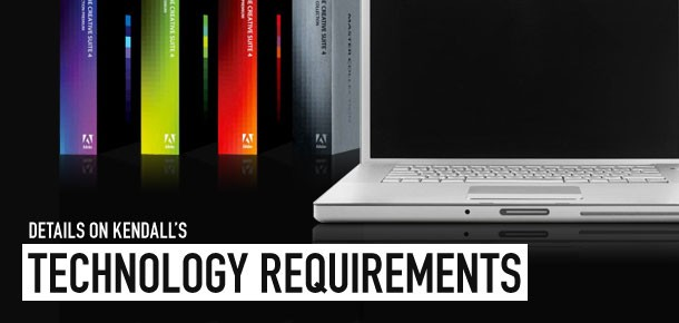 Details on Kendall's Technology Requirements