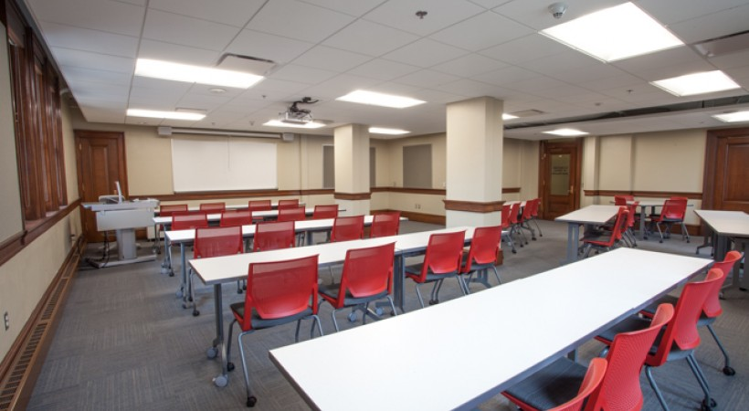 General Education Classroom Wnf 308 Kendall College Of