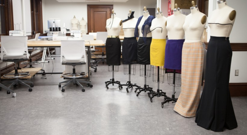 Fashion Studies Work Room Kendall College Of Art And Design Of Ferris State University