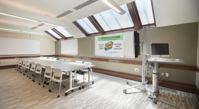 Collaborative Classroom Layout ~ Collaborative design classroom wnf kendall college