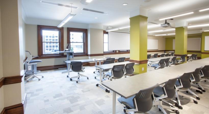 Center For Collaborative Classroom ~ Collaborative design classroom wnf kendall college