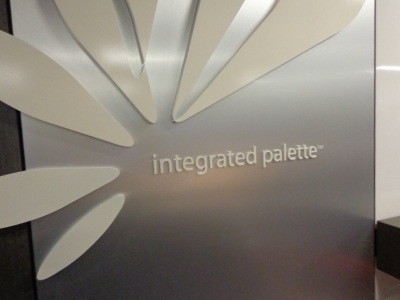 Integrated Palette