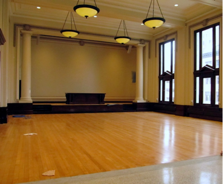 2nd Floor Lecture Hall