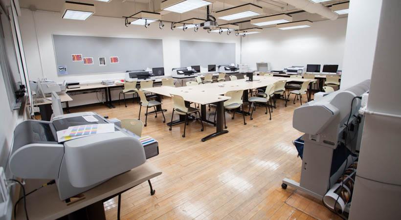 digital photography lab